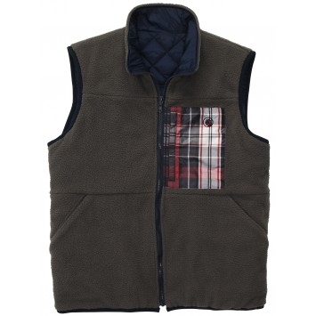 All Prep Vest - Grey
